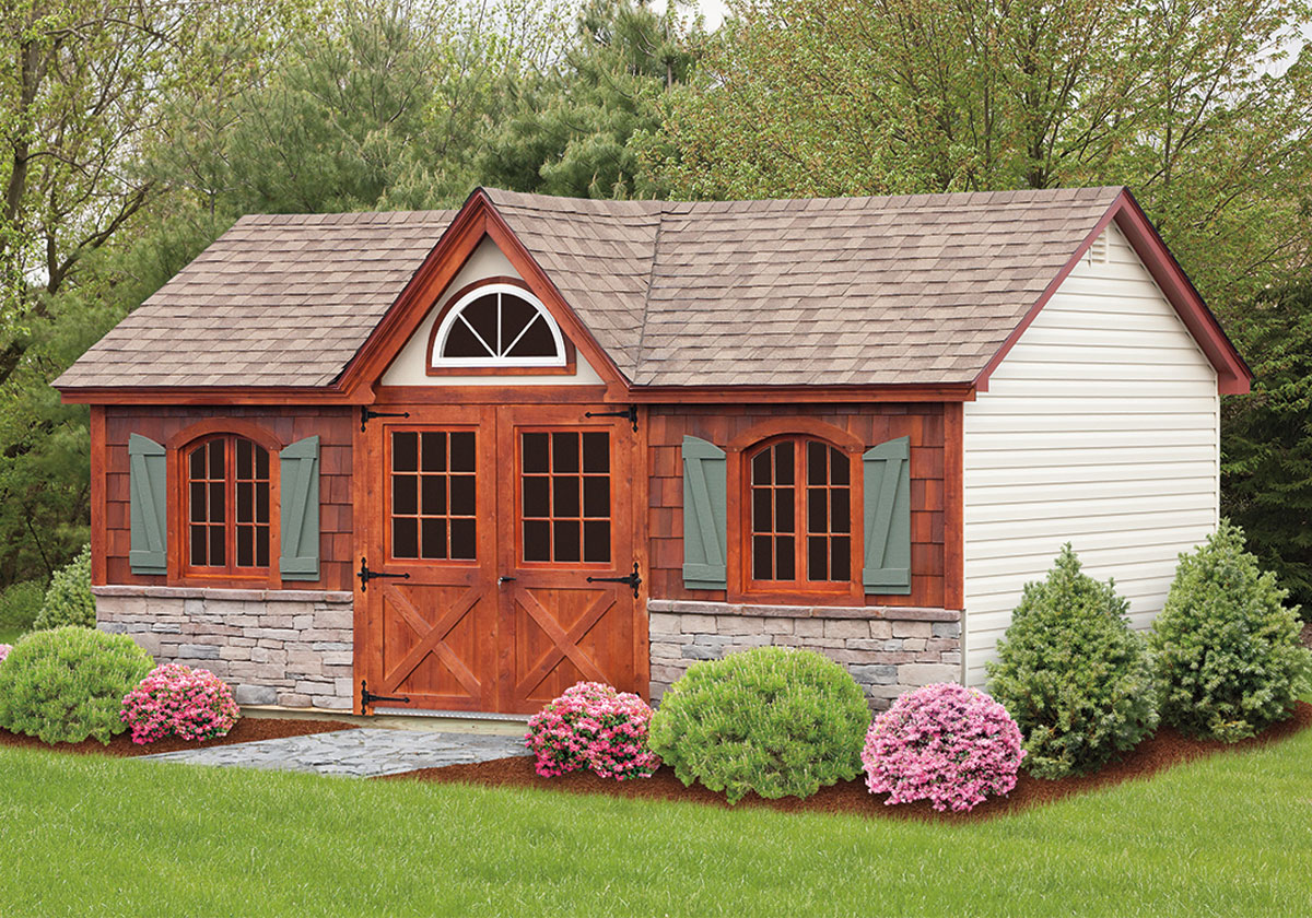 Custom Sheds, Garden Sheds, Dutch Home Outdoors, Middletown, DE