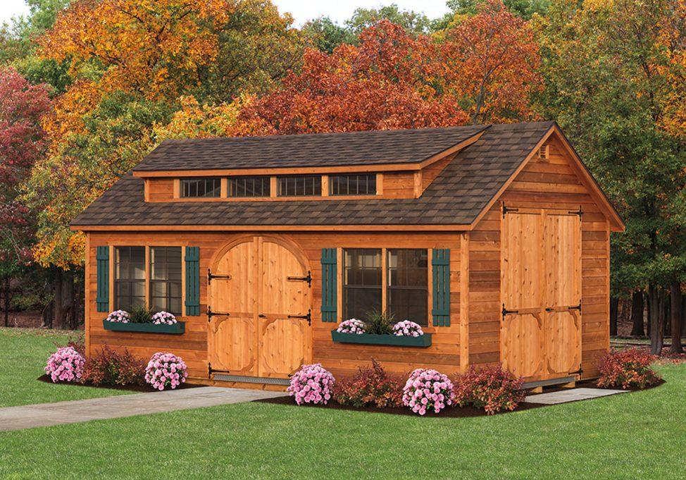 Custom Sheds, Garden Sheds, Dutch Home Outdoors, Middletown, DE