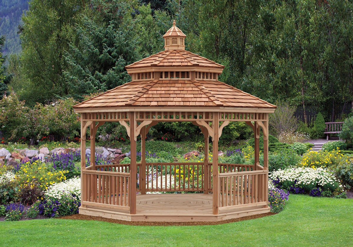 Wood Gazebos, Outdoor Structures, Dutch Home Outdoors, Middletown, DE