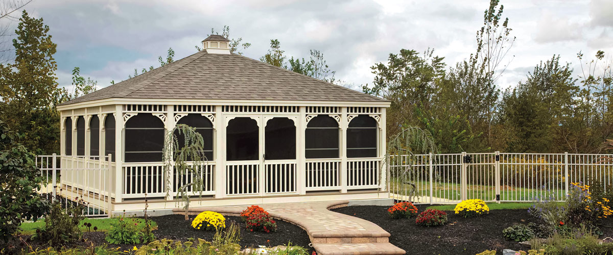 Vinyl Gazebos, Outdoor Structures, Dutch Home Outdoors, Middletown, DE