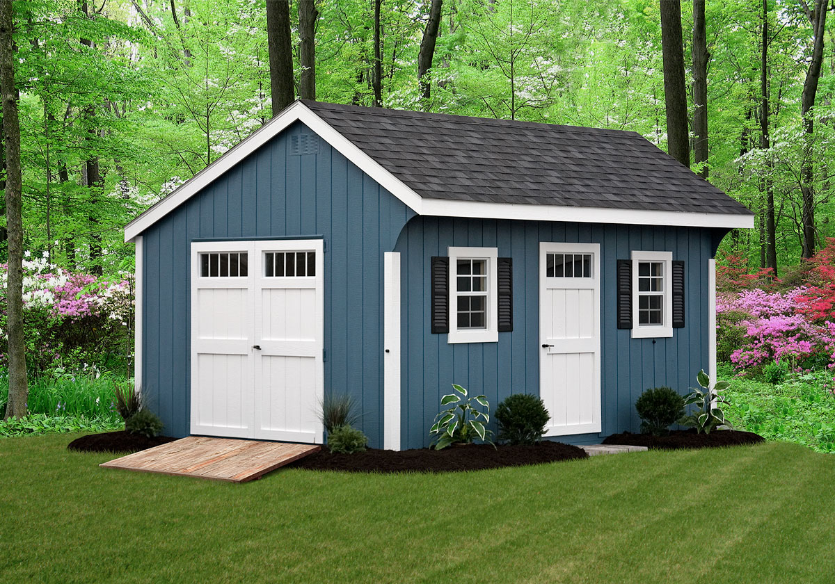 Quality Outdoor Garden Sheds, Wood Siding, Dutch Home Outdoors, Middletown, DE