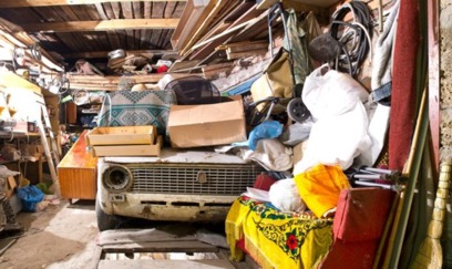 Organize your Shed or Garage