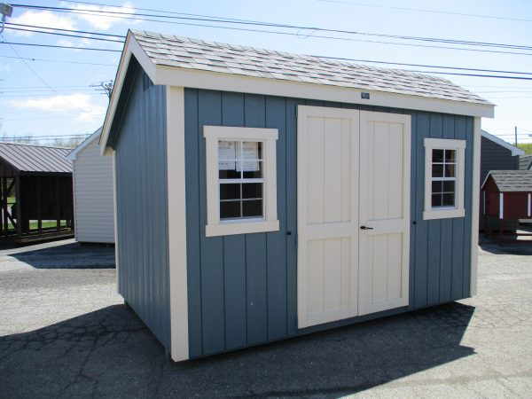 LS 8×12 NED Carriage Shed
